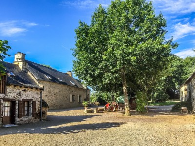French property, houses and homes for sale in LES CHAMPS GERAUX Cotes_d_Armor Brittany
