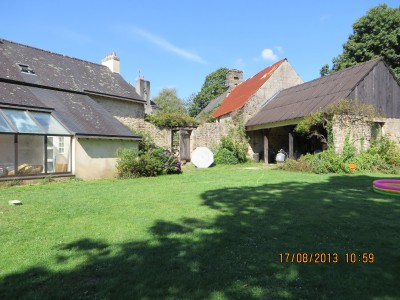 French property, houses and homes for sale in LOCUNOLE Finistere Brittany