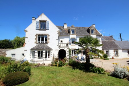 French property, houses and homes for sale in LANMEUR Finistere Brittany