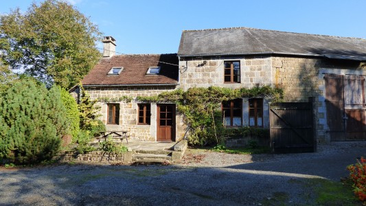 French property, houses and homes for sale in JOUE DU BOIS Orne Normandy