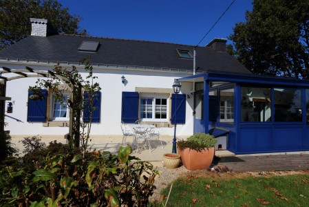 French property, houses and homes for sale in GOURIN Morbihan Brittany