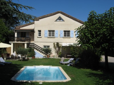 French property, houses and homes for sale in Gagnières Gard Languedoc_Roussillon