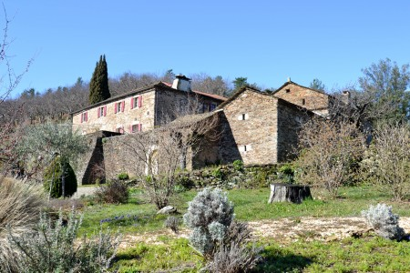 French property, houses and homes for sale in Malbosc Ardeche French_Alps