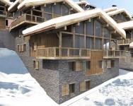 latest addition in St Martin de Belleville Savoie
