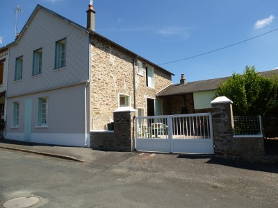 French property, houses and homes for sale in Saint Sebastian Creuse Limousin