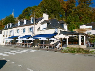 French property, houses and homes for sale in CHATEAUNEUF DU FAOU Finistere Brittany