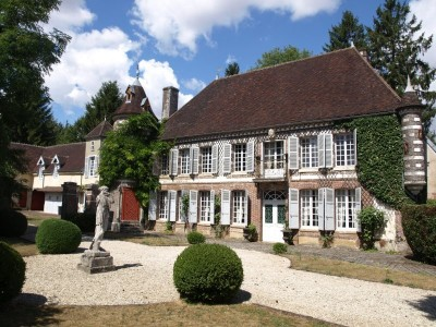 French property, houses and homes for sale in Près de Sens Aube Champagne_Ardenne