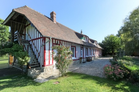 French property, houses and homes for sale in BLOSSEVILLE Seine_Maritime Higher_Normandy