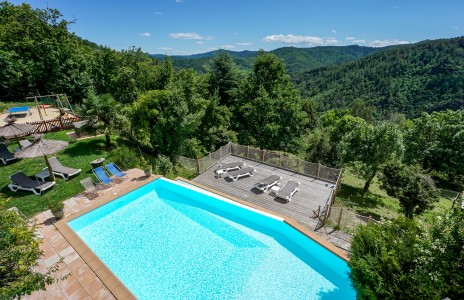 French property, houses and homes for sale in CHAMBORIGAUD Gard Languedoc_Roussillon