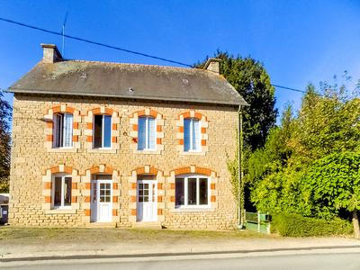 French property, houses and homes for sale in ST MALO DES TROIS FONTAINES Morbihan Brittany