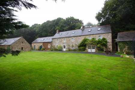 French property, houses and homes for sale in LANDREVARZEC Finistere Brittany