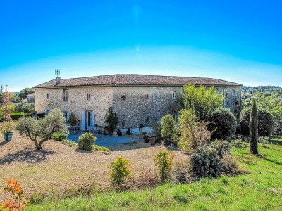 French property, houses and homes for sale in VEZENOBRES Gard Languedoc_Roussillon