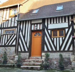 French property, houses and homes for sale in NOTRE DAME DE COURSON Calvados Normandy