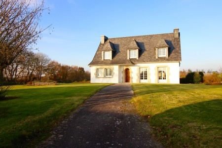 French property, houses and homes for sale in LANDELEAU Finistere Brittany