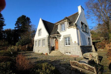 French property, houses and homes for sale in PLOUNEOUR MENEZ Finistere Brittany