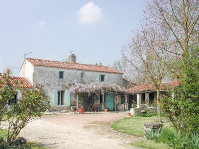 French property, houses and homes for sale in MOUZEUIL ST MARTIN Vendee Pays_de_la_Loire