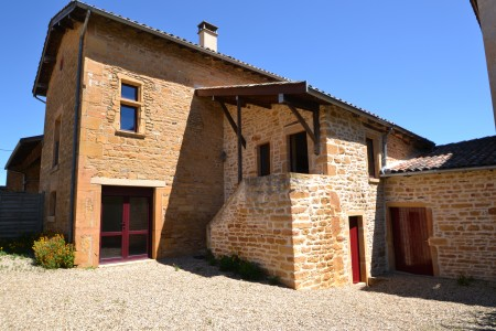 French property, houses and homes for sale in Jarnioux Rhone French_Alps