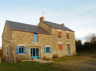 French property, houses and homes for sale in HUISNES SUR MER Manche Normandy