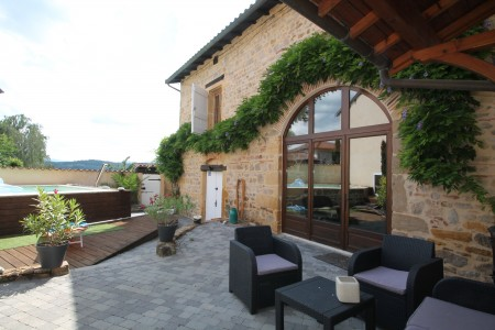 French property, houses and homes for sale in Ternand Rhone French_Alps