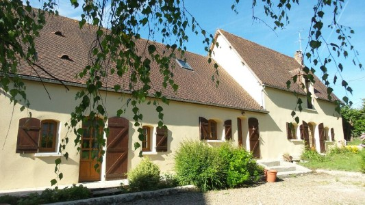 French property, houses and homes for sale in St Cyr la Rosiere Orne Normandy