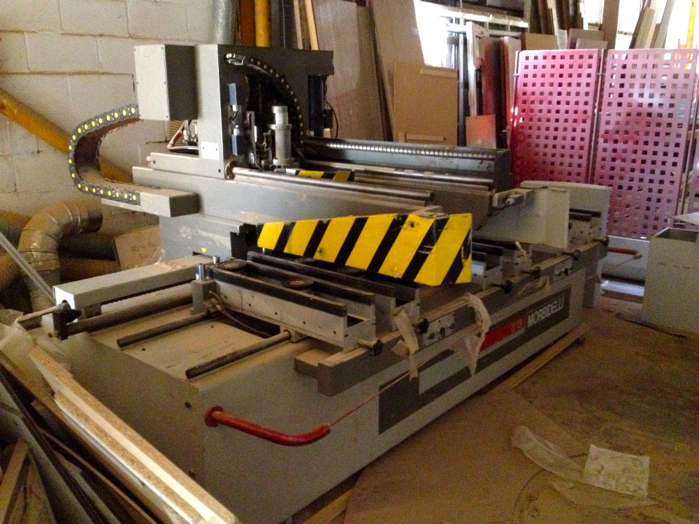 Morbidelli U13 - CNC MACHINE - NO RESERVE