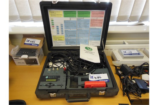 CSL CS1051 Radio Test Set, with carry case (lot located at