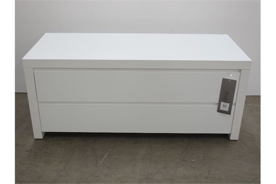 White gloss storage unit ice small 4 door buffet sideboard for White gloss tall kitchen units