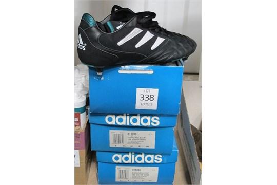 Maracana Boots X Size Football Adidas 8 Boxed Cup Ii 3 qt0dd