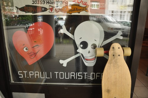 St. Pauli Tourist Office