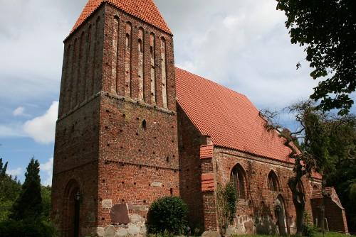 Kirche Lancken-Granitz