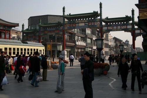 Qianmen-Viertel