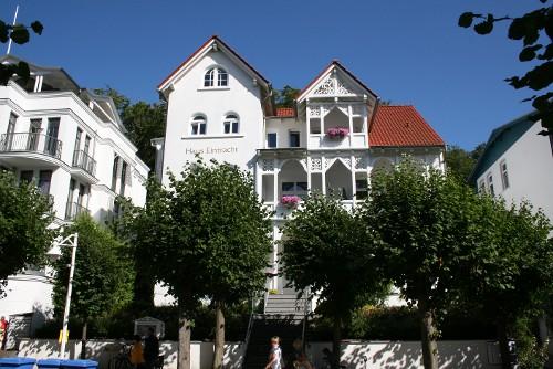 Haus Eintracht, Villa Paula und Xenia
