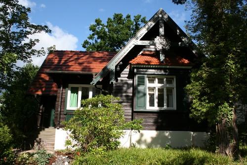 Blockhaus Finja und Villa Celia
