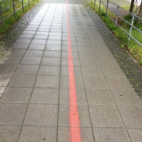 Gegen den roten Strich