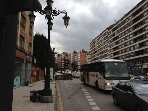 Die Region um Oviedo