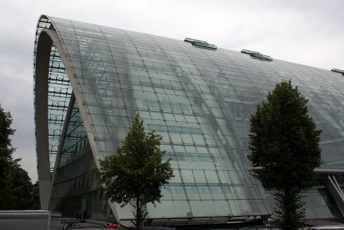 Ausfahrt Hauptbahnhof Süd