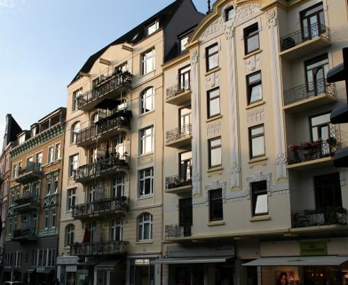 Ausfahrt Kellinghusenstraße