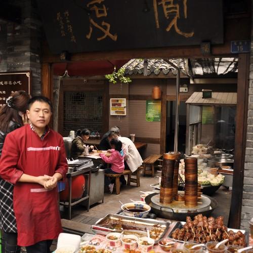 """Chinesische Snacks """"Kuandu"""" (Nr. 15)"""