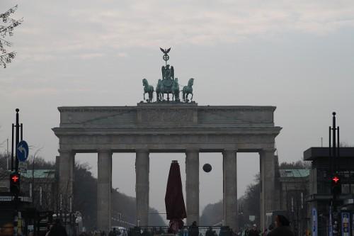 Pariser Platz/Brandenburger Tor