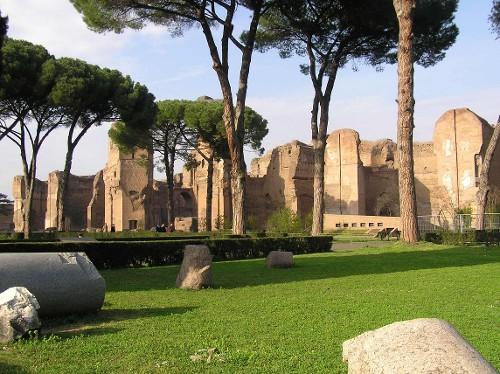 Die Caracalla-Thermen