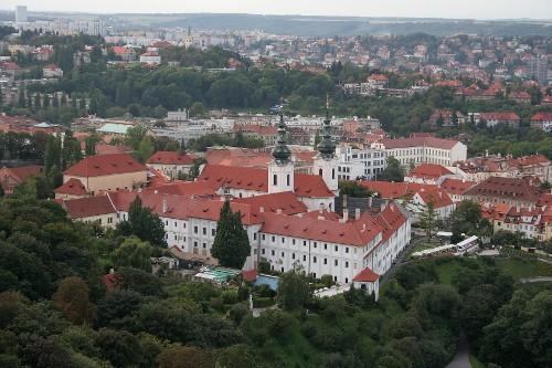 Страгов монастырь