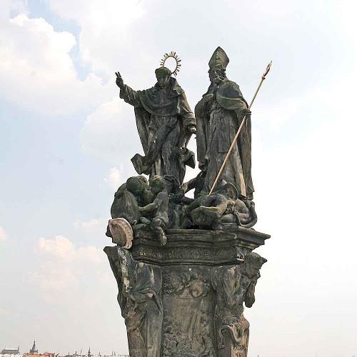 Святые Винсент и Прокопий. Брунцвик. Святой Иуда Фаддей