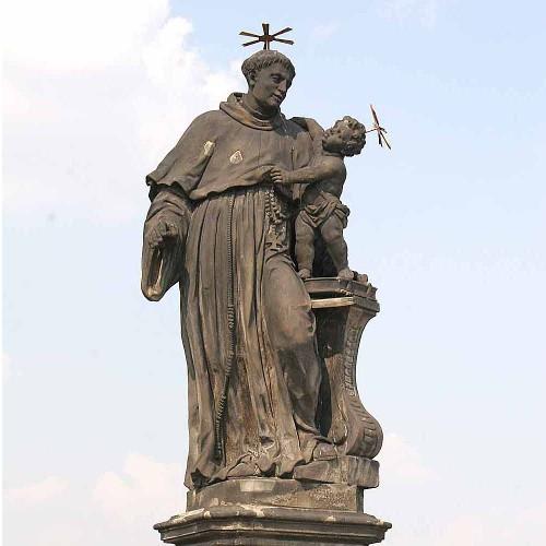 Святой Антоний Падуанский. Святой Франциск Ассизский