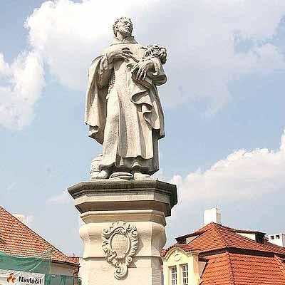 Святой Филипп Бениций. Святой Войтех