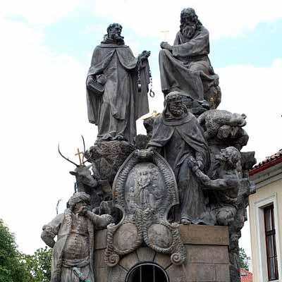 Святые Иоанн, Феликс и Иван. Святой Вит