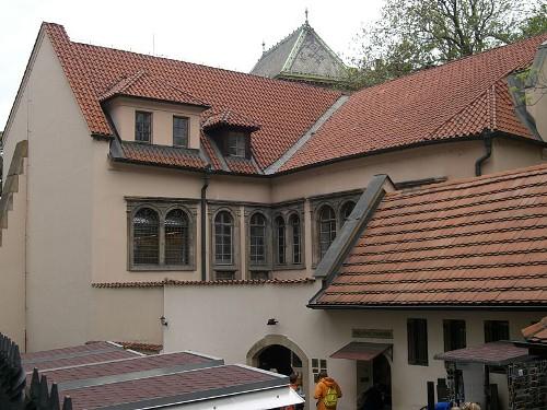 Пинкасова синагога