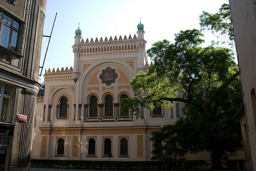 Испанская синагога. Эпилог