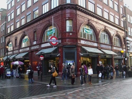 Geisterstunde in Covent Garden
