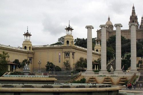 Волшебные фонтаны Монтжуик