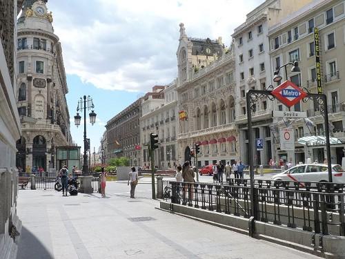 Мадрид. Введение